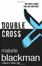 Double Cross (Noughts And Crosses) By Malorie Blackman. 9780552559607