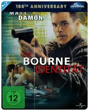Die Bourne Identität - 100th Anniversary Limited Steelbook Edition - BLU-RAY-NEU