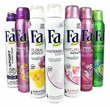 FA Antiperspirant Body Spray 200Ml  Pack of 3