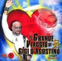 Gigi D'Agostino Grande viaggio di..Vol.1 [CD]