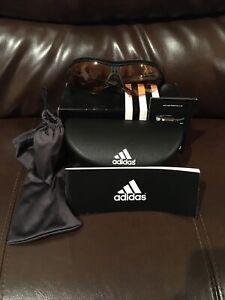 Adidas Evil Eye Half Rim Pro L Matte Black w/case & box