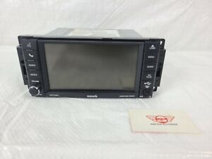 2015 Chrysler Town & Country Dodge Caravan RBZ Radio Receiver CD DVD MP3 Player