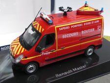 1/43 norev renault Master 2014 bomberos Pompiers secours Routier 518783