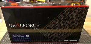 Realforce R2 Keyboard (Tenkeyless, Ivory, Mixed Key Weight)