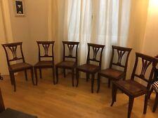 Paglia di vienna a sedie e sgabelli d antiquariato  28194da363a0