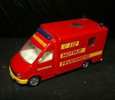 Siku: 3120 Mercedes Sprinter Fire Brigade 112