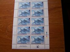 ASCENSION ISLAND,2008,90TH ANNIV OF RAF,90P SHEETLET,CAT£42.50,EXCELLENT.