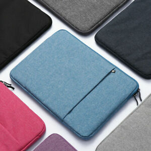 11-15.6 inch Stylish Laptop Notebook Sleeve Bags Soft Cases Cover PC Carry Case