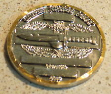 """United States Army Combat Action Challenge Coin - error/misprint says """"actoin"""""""