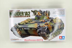 Tamiya Model 35162 1/35 German Schutzenpanzer Marder 1A2 Tank