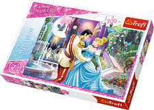 Pieces Trefl Disney Princess Dancing in the Moon Jigsaw Puzzle 200 Game Toys