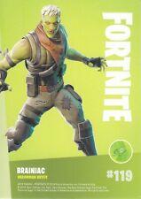 Fortnite Brainiac Panini Sammelkarte Serie 1 Trading Card #119