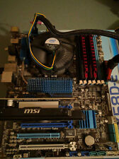 Asus P6x58D-E Motherboard, i7 930 CPU, 8GB G-Skill 1600mhz RAM, 750w PSU Combo