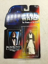 Star Wars Power of the Force Ben Obi-Wan Kenobi Action Figure Toy Kenner 1995