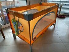 Kinder Reisebett von Chicco in orange
