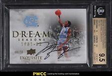 2012 Exquisite Collection Dream Seasons Michael Jordan AUTO /70 BGS 9.5 GEM MINT