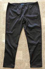 Adidas AC Button Pant Black Mens Size 2XL Athletic Training Warm Up