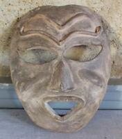masque terre cuite