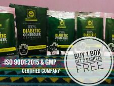 Diabetic Control Drinking Powder-100% natural Herbal product (ANYWHERE)