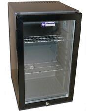 Minibar Kühlschrank Minikühlschrank Getränkekühler Glastür 52 Liter Gastlando