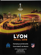 UEFA EUROPA LEAGUE FINAL 2017/2018 Olympique Marseille - Atlético Madrid