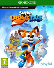 Super Lucky's Tale XBOX ONE IT IMPORT MICROSOFT