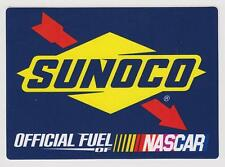 Sunoco Official Fender Racing Decal   D810