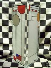 COONLEY PLAYHOUSE / FRANK LLOYD WRIGHT vase 2 SIDE FLAG