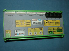 ConveyTrax Canopen Roller Speed Control InSight Automation Controller