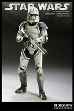 "Hot Sideshow 1/6 Star Wars Coruscant 41st Elite Corps Clone Trooper  12"" Toys"