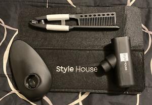 STYLE HOUSE SALON HAIR FLAT IRON ACCESSORY KIT NEW IN BOX $24.99