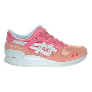 Asics Gel-Lyte III GS Big Kid's Shoes Guava-White c5a4n-7301