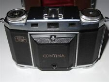 1950s Zeiss Ikon Contina 35mm 1:3.5 f 45mm Folding Camera/Case *