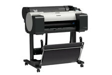 New Canon Imageprograf Tm 200 24 Widelarge Format 5 Color Printer With Stand