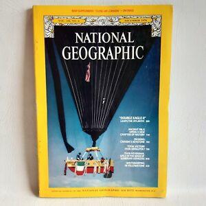 National Geographic Magazine December 1978