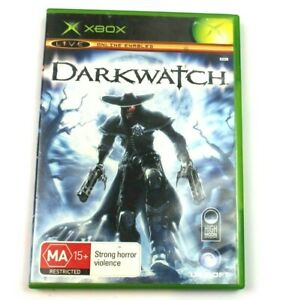 Darkwatch For Xbox Game DVD