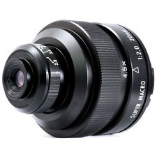 Zhongyi Mitakon 20mm f/2 4.5X Super Macro Lens for Micro 4/3 mount MFT OM-D M43