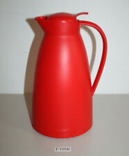 Alfi Insulated Jug Eco, Thermal Jug, Coffee Jug, Plastic Red 1,0l (F1056-R36)