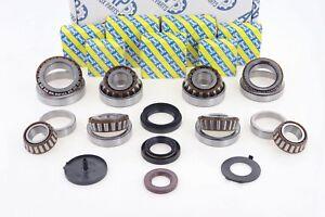 Renault Trafic & Master PF6 Gearbox OEM Uprated Bearing Seal Rebuild Kit 2006>