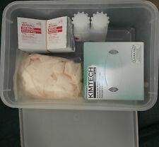 NEW-OPTICAL FIBRE 5-PIECE CLEANING KIT-GR8 ELECTRONICS,COMPUTERS, TV,  HOBBIES,