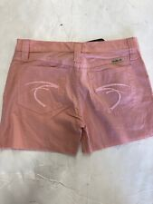 New Frankie B Jeans Cut Into Shorts Size: 6