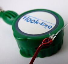 Multi Function Fishing Tool Fits Standard 10/0 Hook down to 1/0 Hooks - Green