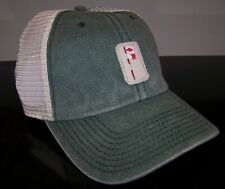 NEW American Needle FRIARS HEAD GOLF CLUB Logo Members Cap Hat Faded Denim Mesh