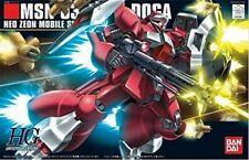 Gundam - HGUC 1/144 MSN-03 Jagd Doga Quess Ea Use - Bandai