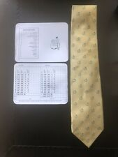 Augusta National Club Tie - (not Masters)