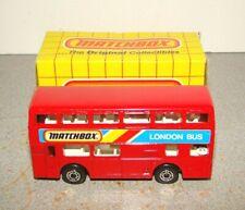 New Old Stock Lesney Matchbox #51 London Bus w/ Box