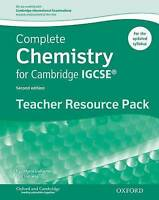 Complete Chemistry for Cambridge IGCSE  (R) Teacher Resource Pack by Gallagher,