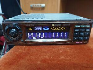 Tape auto old school clarion arx7370rw