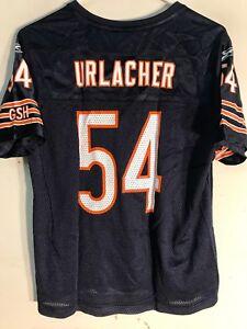 Reebok Women's NFL Jersey Chicago Bears Brian Urlacher Navy sz S