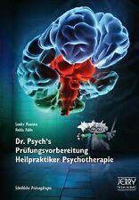 Dr. Psych's Prüfungsvorbereitung Heilpraktiker Psychothe... | Buch | Zustand gut